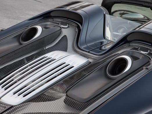 The 10 Sexiest Exhaust Pipes On New Cars Today