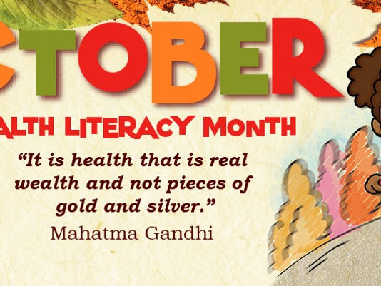 October is Health Literacy Month.jpg