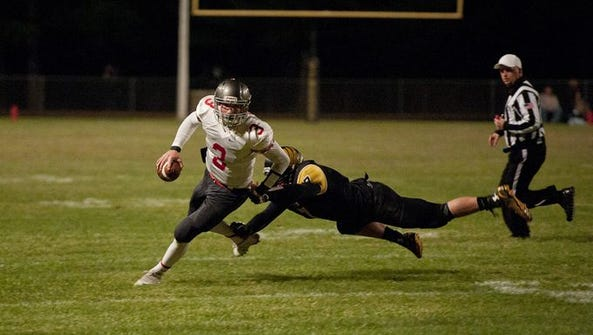 Buckeye Central senior Grant Loy commits as a preferred