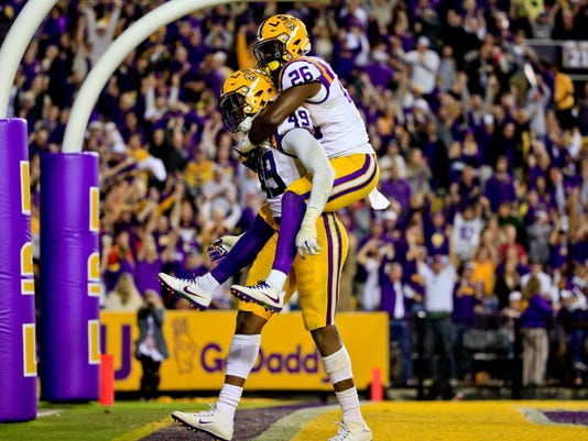 online store 7bd25 4d3f8 LSU's John Battle to try to replace Jamal Adams