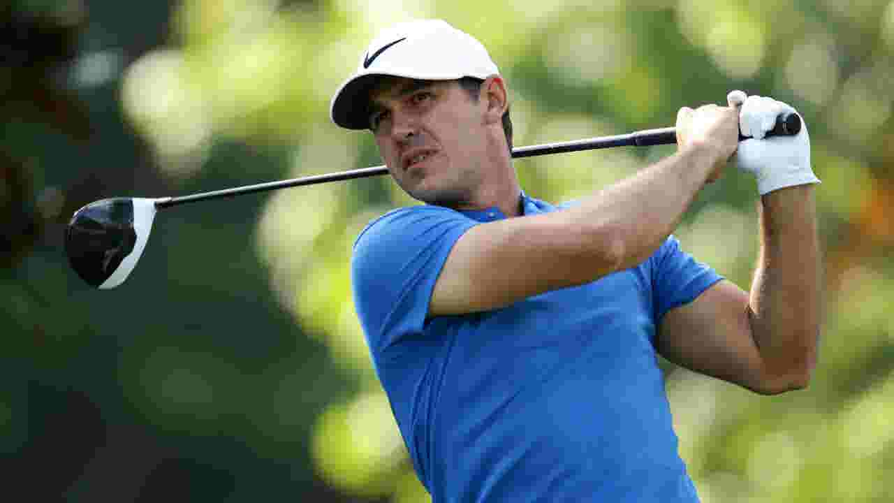 2017 pga championship: friday's round 2 tee times, tv schedule