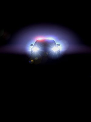 Getty Images/iStockphoto Police Car