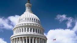 The U.S. Capitol in Washington, D.C.