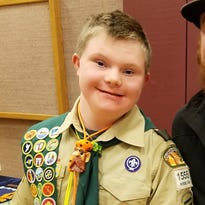 Boy Scout with Down syndrome wasn't stripped of merit badges, path to Eagle Scout rank, group says