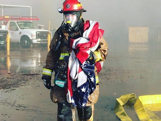 Tempe firefighter