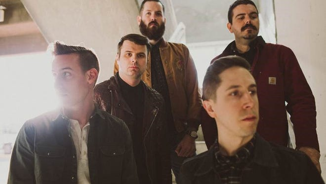 Silverstein will play Thursday at Tricky Falls.