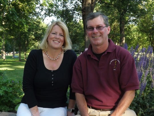 Kelley Swagler and Ted Conners are lifelong residents