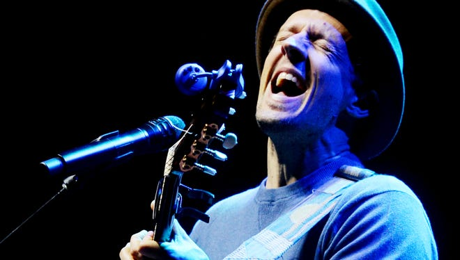 Two-time Grammy-winning musician Jason Mraz will perform at Hershey Theatre on Dec. 2.