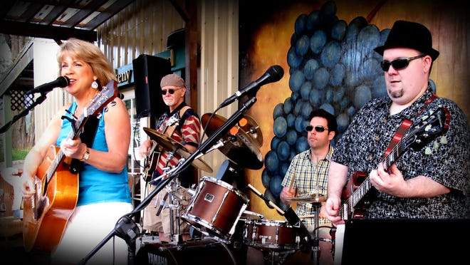 The Leanne McClellan Band will play a combination of rock, jazz and blues 6 to 8 p.m. July 7 at Gilgamesh Brewing — The Campus.