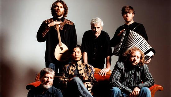 String Cheese Incident plays in Asheville on July 1 and July 2.
