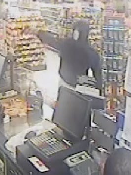 Police say this man robbed a Kent County store Saturday night.