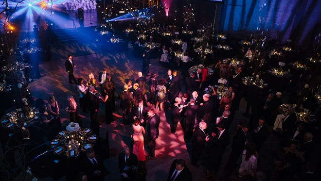 The West Tennessee Healthcare Foundation Charity Gala raised over $200,000 on November 14, 2015 at the Carl Perkins Civic Center. This year's event is on Nov. 9.