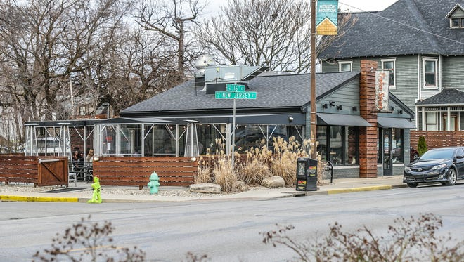 Tinker St. Restaurant and Wine Bar, 402 E. 16th St., Indianapolis, Feb. 23, 2017.