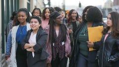 Hackney: The power of women must no longer be in question