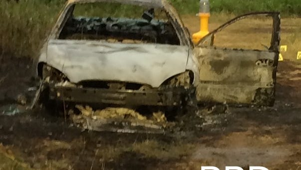 Orange County man found burned and dead near a four-door sedan charred along a dirt road off Waldron Terrace in Sloatsburg
