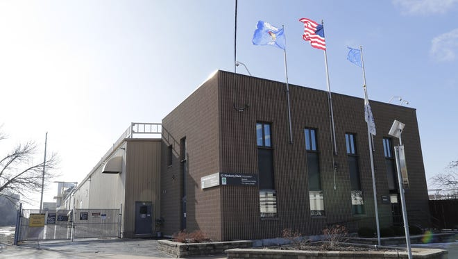 Kimberly-Clark Corp.'s Neenah Nonwovens facility at 1111 Henry St. in Neenah is one targeted for closure.