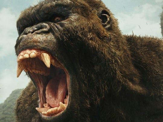 "A scene from ""Kong: Skull Island."""