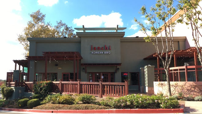 Janchi Korean BBQ is in soft-opening mode at the former DISH space at Janss Marketplace in Thousand Oaks.