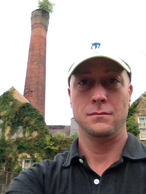 Jason Bloomquist has an agreement of sale to purchase the abandoned Burlington City Waterworks.