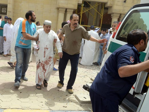 ISIL claims blast at Shiite mosque in Kuwait's capital