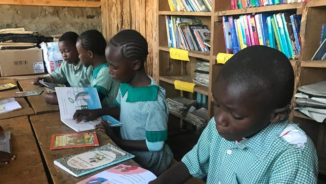 The Nobelity Project works to improve existing school structures or build new ones to provide educational opportunities.