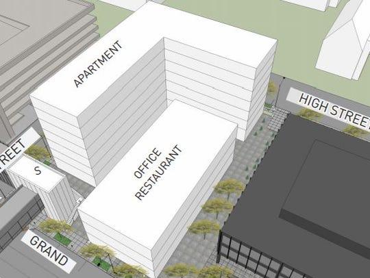 Nelson Construction & Development plans to build this
