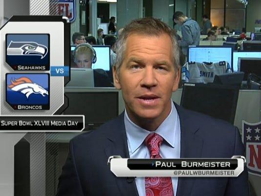 Paul Burmeister Pro Football Talk