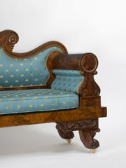 """Rich and Tasty: Vermont Furniture to 1850"" opens Saturday"