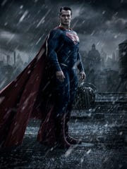 """Henry Cavill stars in """"Batman v Superman: Dawn of Justice,"""" the sequel to 2013's """"Man of Steel."""""""