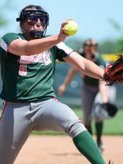 Oak Harbor's Ashley Riley notched 81 wins in her career.