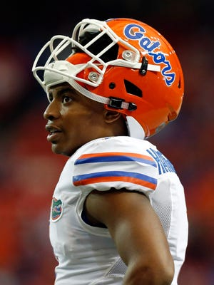 Florida's Vernon Hargreaves could be off the board by the time the Titans pick at 15th overall.