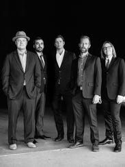 Steep Canyon Rangers, with new bass player Barrett