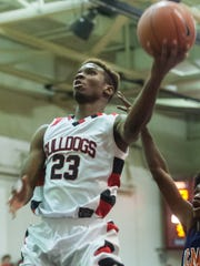 Laurel's Chuckie Auguste was named to the Henlopen
