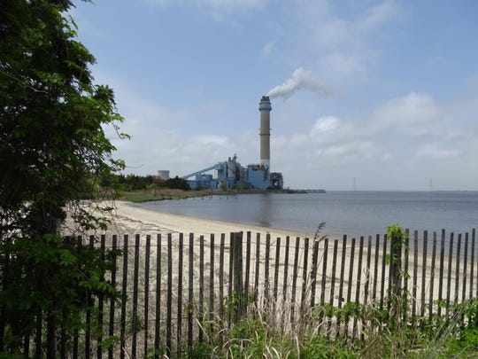 The proposed South Jersey Gas pipeline would run through the Pinelands to the B.L. England power plant in Upper Township, Cape May County.