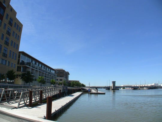 Green Bay will add a kayak launch downtown.