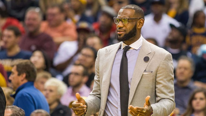 The NBA is trying to eliminate the nights when LeBron James is on the bench in a suit