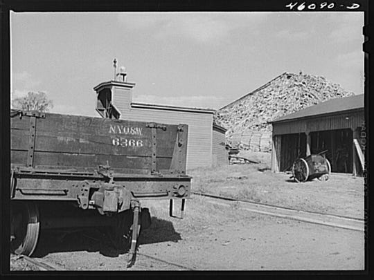 Pulp Mill Railroad