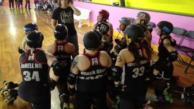 The Hudson Valley Horrors Roller Derby will host a home bout at 7 p.m. today between the DracuLadies and ApocaLips. A portion of the proceeds for tonight's game will be donated to the Hudson Valley nonprofit, The TMI Project.