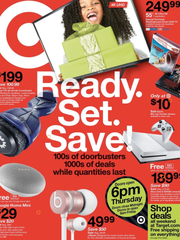 Target's Black Friday ad.