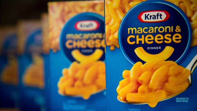 Powdered macaroni and cheese could contain toxic chemicals, a study suggests.