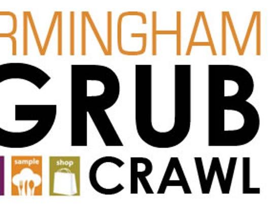 Birmingham Grub Crawl