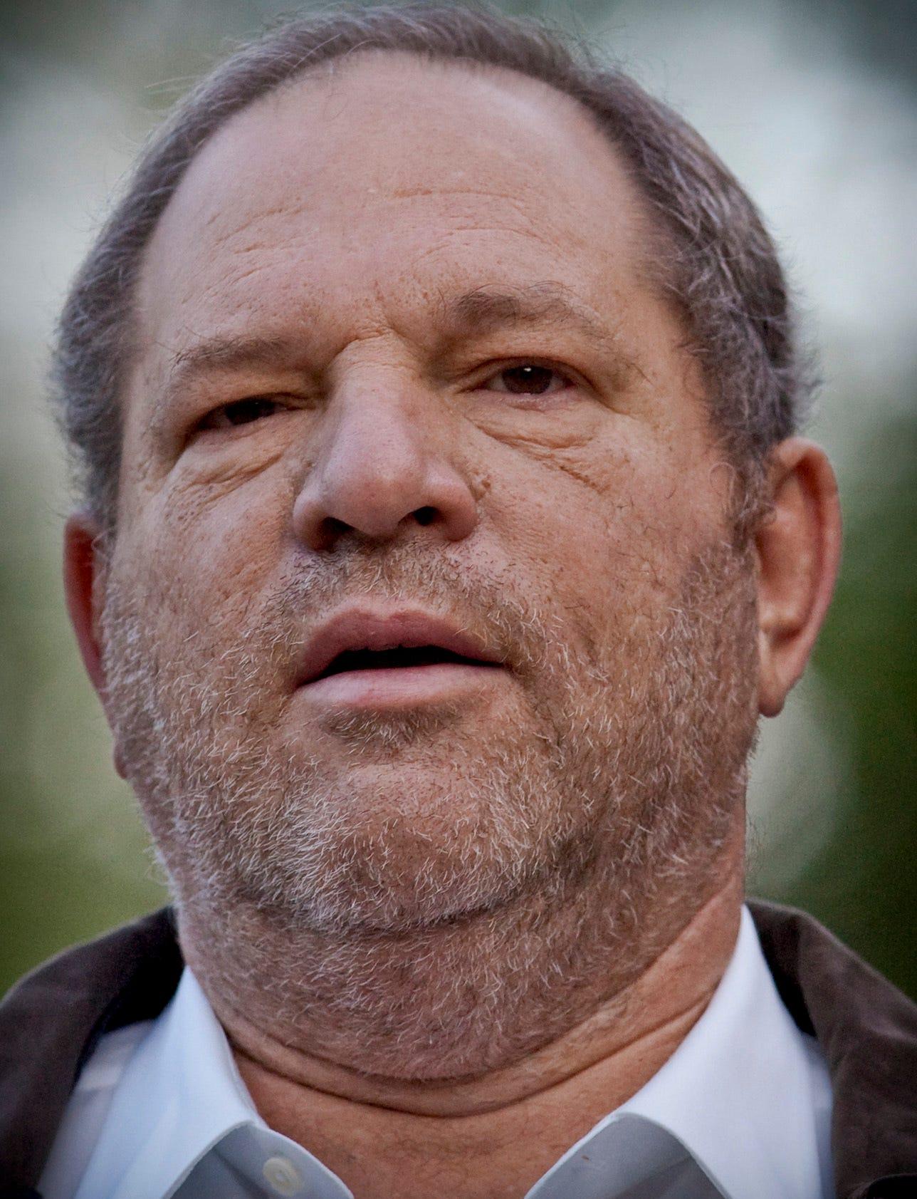 Harvey weinstein close up - 2019 year