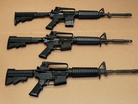 AP NIGHCLUB SHOOTING ASSAULT WEAPONS A FILE USA CA