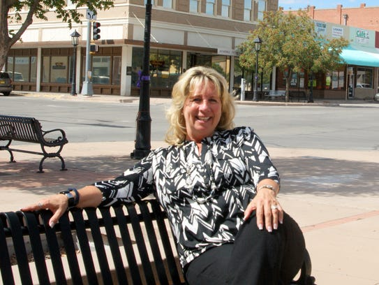 Laurie Findley is the executive director of the Deming-Luna County Chamber of Commerce.