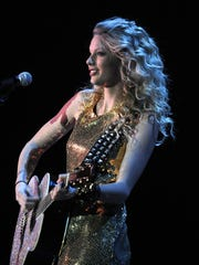 An 18-year-old Taylor Swift opened for Rascal Flatts in 2008 at the Resch Center. She skyrocketed to headlining status soon after.
