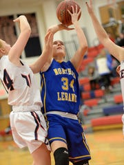 Rae Ann Lessing will provide needed post play for Northern