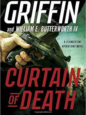 """Curtain of Death,"" by W.E.B. Griffin"