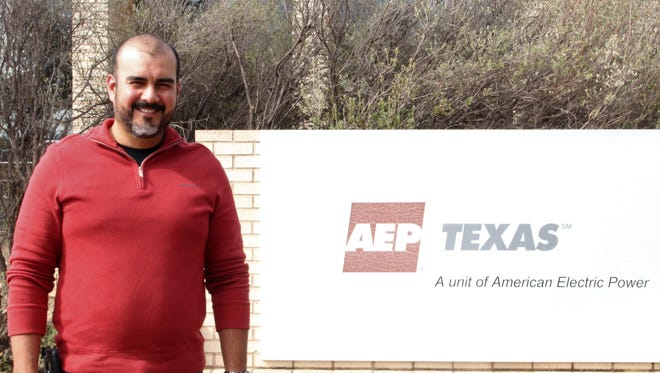 Alex Ramirez, manager of distribution systems for AEP Texas, spent about 40 days in Puerto Rico during January and February working to restore power to a region of the island.
