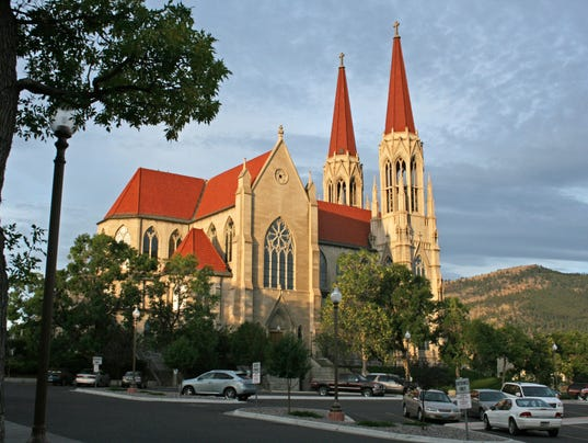 AP Church Abuse Montana