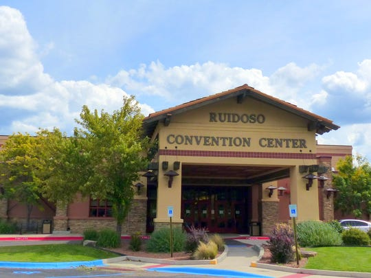 The Ruidoso Convention Center.